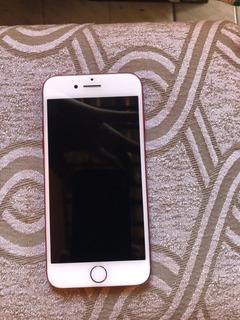 Celular iPhone 7 Red 128gb