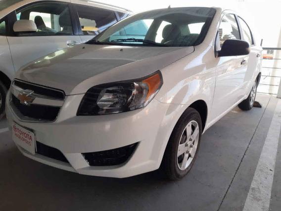 Chevrolet Aveo 2017 4p Ls L4/1.6 Aut B/a