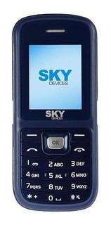 Telefone Celular Pequeno Dois Chips Com Entrada Antena Rural