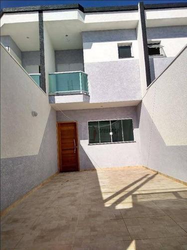Sobrado Residencial À Venda, Vila Brasil, São Paulo. - So0089