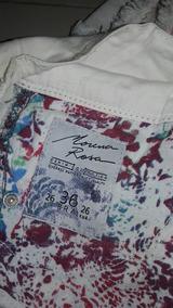 Short Jeans Morena Rosa 36