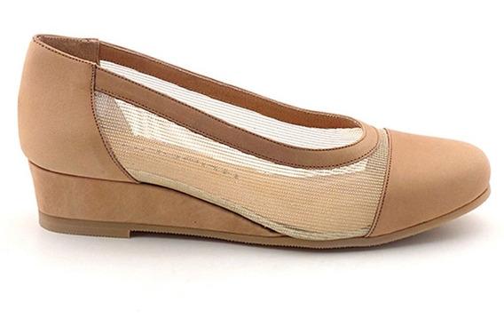 Chatita Mujer Briganti Zapato Taco Chino Vestir - Mccha2903