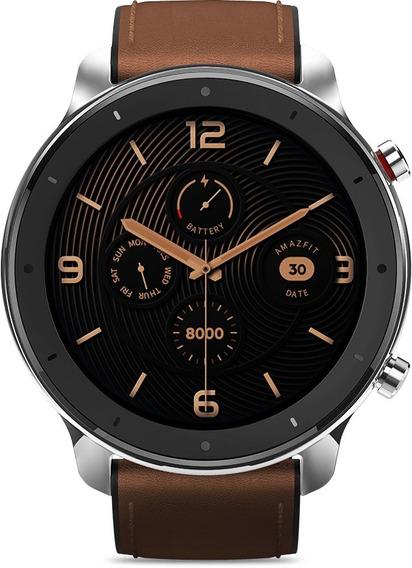 Relógio Amazfit Gtr 47 Mm Aluminium Alloy Envio A1902