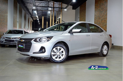 Chevrolet Onix 1.0 Turbo Flex Plus Ltz Automático