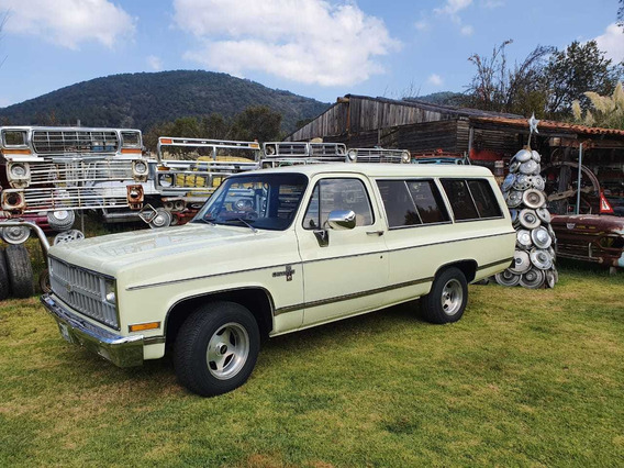 Chevrolet Cheyenne (carry All)