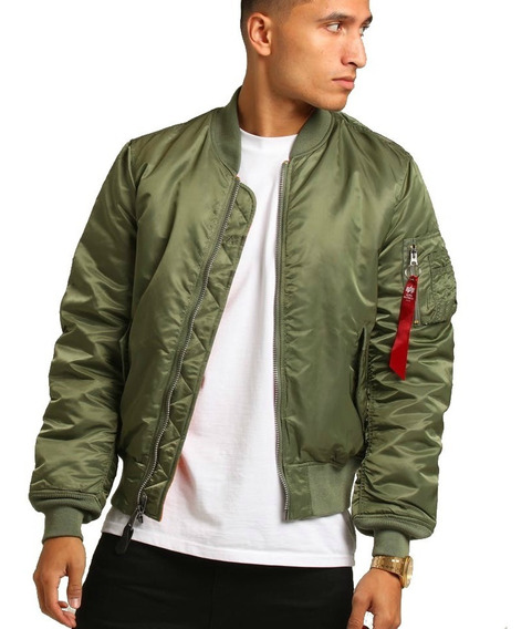Chaqueta/bomber: Alpha Industries Ma-1 Slim Fit (original)