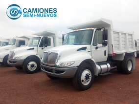 Volteo De 7 Mts3 International 4300 Modelo 2013