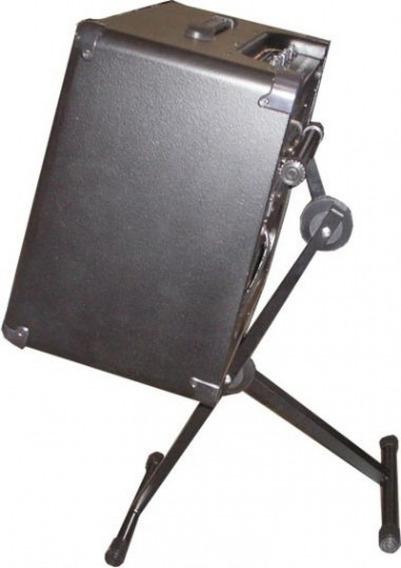 Pedestal Suporte Caixa Cubo Amplificador Guitarra Baixo