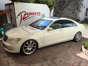 Mercedes-benz S Class 4p S 500 L Aut