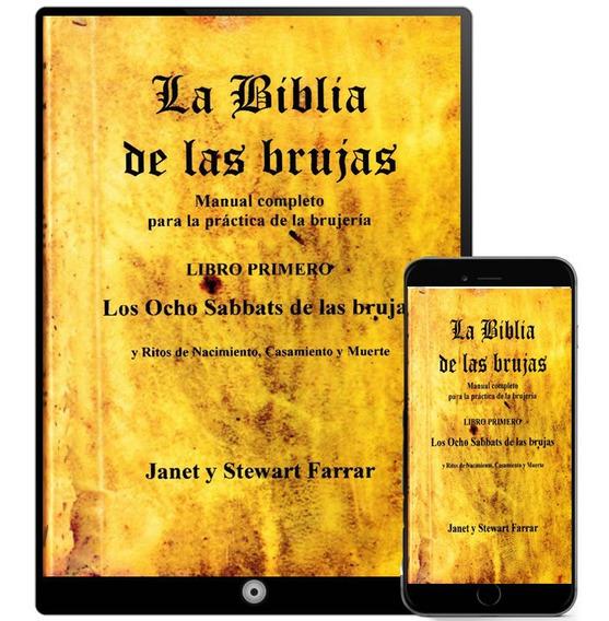 La Biblia De Las Brujas Manual Completo Brujeria Hechizos