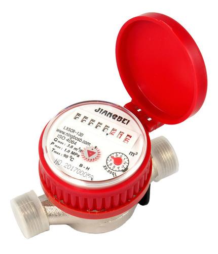 Medidor De Agua Fría O Caliente Lxscr-13d