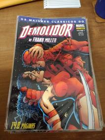 Demolidor Frank Miller Maiores Clássicos Vol.1 Frete Grátis