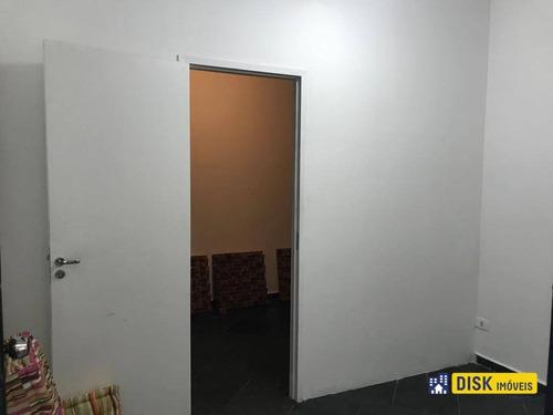 Sala Para Alugar, 15 M² Por R$ 800,00/mês - Centro - São Bernardo Do Campo/sp - Sa0050
