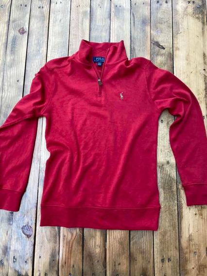 Polo Ralph Lauren Suéter Para Niño Talla 10-12