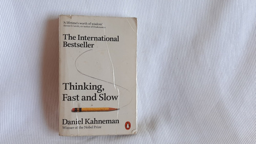 Thinking Fast And Slow Daniel Kahnemann Penguin