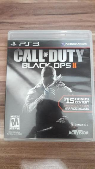 Call Of Duty Black Ops 2 - Mídia Física Ps3