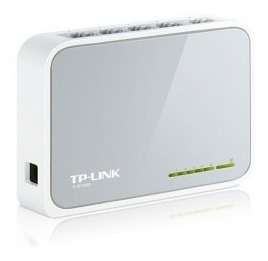 Switch Tp-link Sf1005d 5 Puertos 10/100mbps (10)