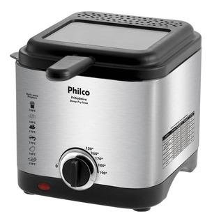 Fritadeira Philco Deep Fry Inox prata 110V