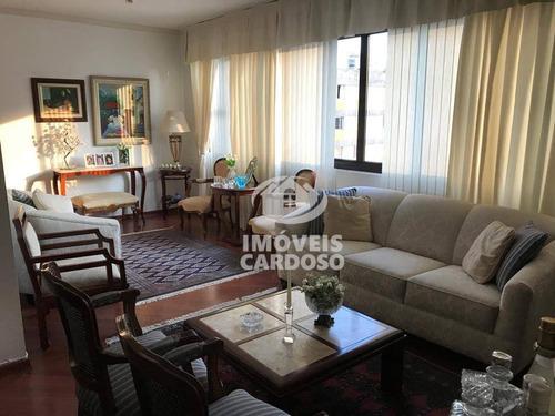 Imagem 1 de 17 de Apartamento Com 3 Dormitórios À Venda, 108 M² - Moema - São Paulo/sp - Ap17657