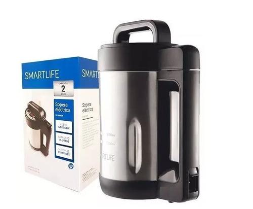 Imagen 1 de 7 de Sopera Smartlife Soup Maker Licuados Pica Hielo - Kirkor