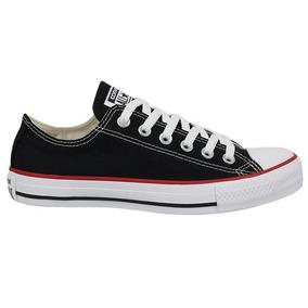 Tênis Converse Chuck Taylor All Star Preto/vermelho Original
