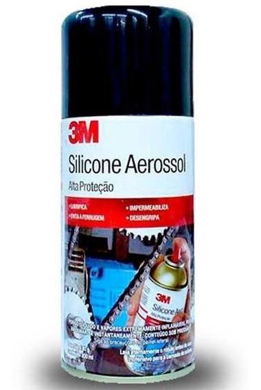 Silicone Spray De Alta Proteção 300ml - 3m