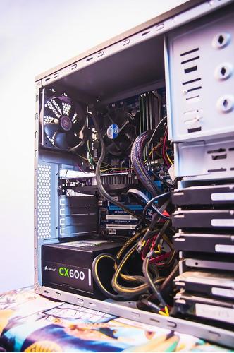 Computador I7 3770 Com Placa De Vídeo 1050