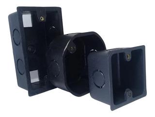 Pack Caja De Embutir Pvc Mignon, Rectangular, Octogonal X10u