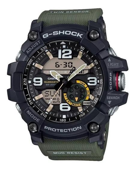 Relógio Casio G-shock Gg1000-1a3 Mudmaster Promoção!