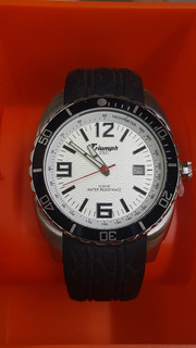 Reloj Triumph 522018,calendario,garantia,sumergible