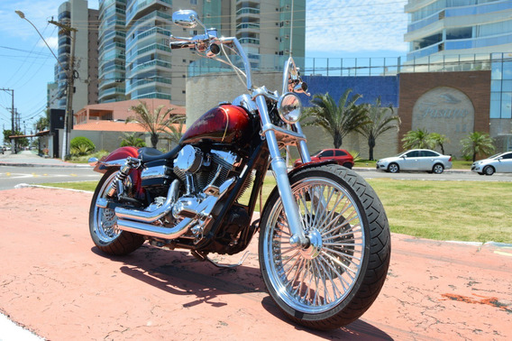 Harley Davidson Customizada