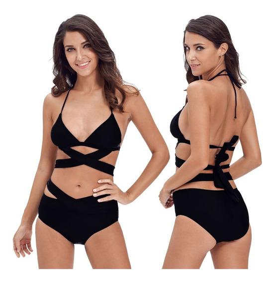 30bb138b407f Traje De Baño Roxy Strapless Monokini Antes $1200 Talla M - Trajes ...