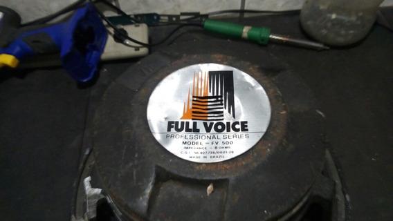 Alto Falante Full Voice Fv 500 12