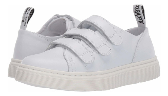Tenis Mujer Casual Dr. Martens Dante Strap Vibe D-1759