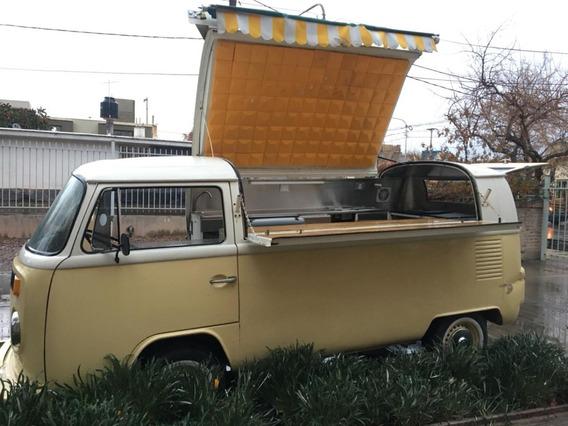 Food Truck - Volkswagen Kombi T2 - Listo Para Trabajar.