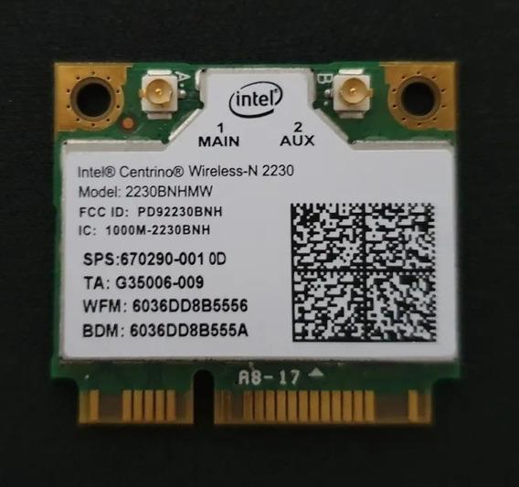 Placa Wifi Bluetooth Intel® Centrino® Wireless-n 2230