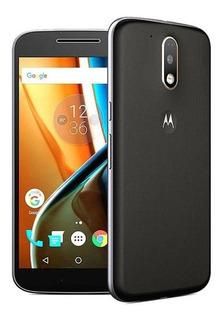 Celular Motorola Moto G4 Para Cambio De Lógica O Refacciones