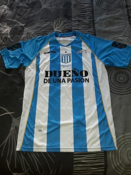 Camiseta De Racing Club Clausura 2012