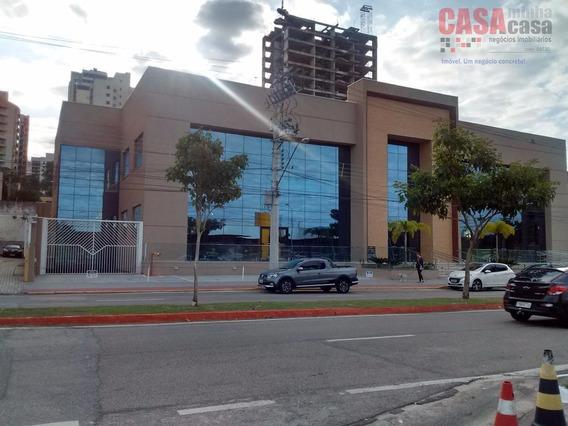 Prédio Para Alugar, 2000 M² Por R$ 130.000,00/mês - Jardim Aquarius - São José Dos Campos/sp - Pr0001