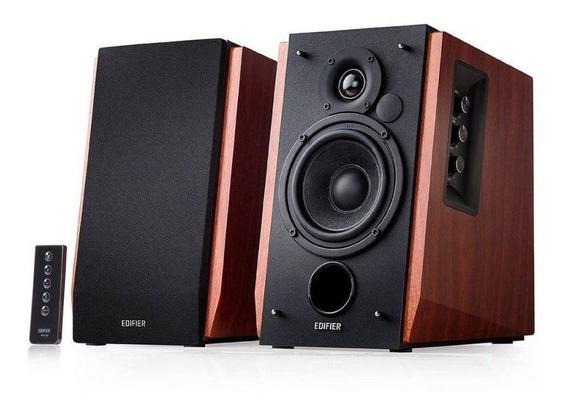 Monitor De Audio Edifier 2.0 R1700bt Bluetooth 66w Rms Madei
