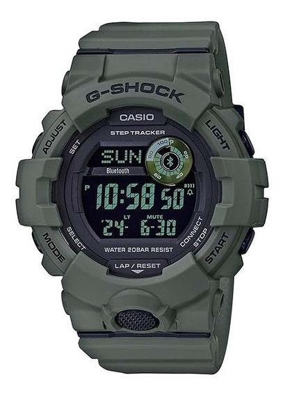Relógio Masculino Gbd-800uc-3 Verde
