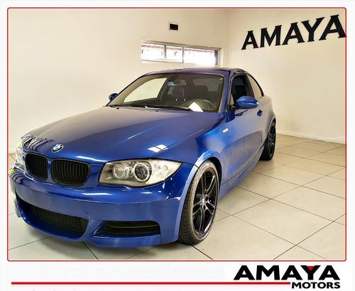 Amaya Coupe Bmw 135i  N54 Extra Full Automatica Año 2009