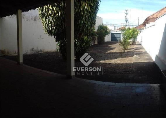 Edícula Residencial À Venda, Centro, Rio Claro - Ed0013. - Ed0013
