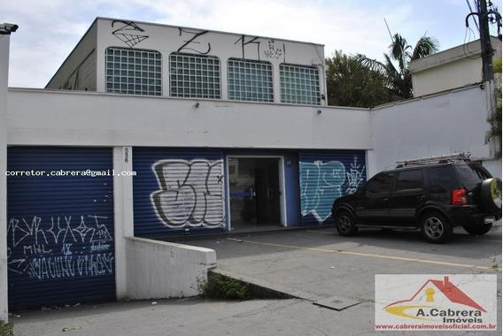 Prédio Comercial Para Locação Em São Paulo, Alto Da Lapa - Predio Ce_2-953145