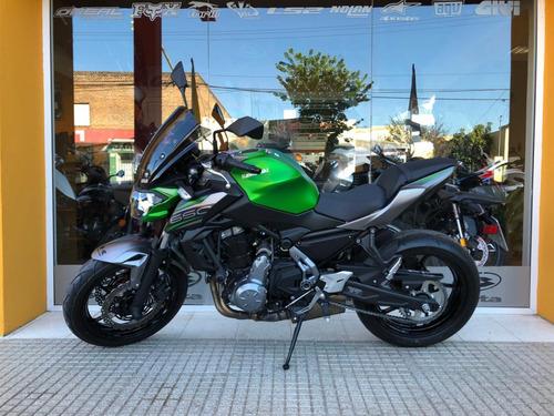 Kawasaki Z650 2019 - El Flaco Motos