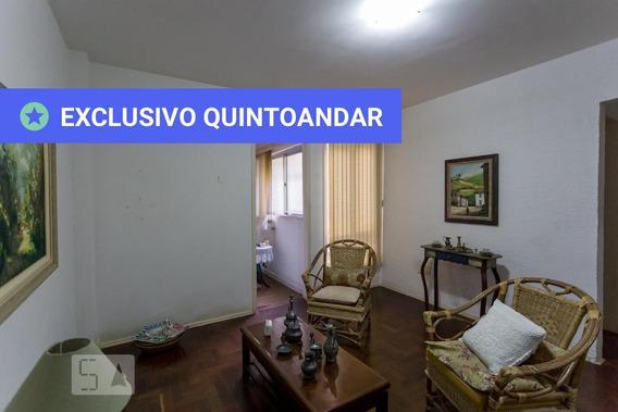Apartamento No 2º Andar Com 1 Dormitório - Id: 892948570 - 248570
