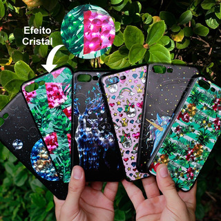 Capinha Case Cristal Holografic - iPhone 6 / 6s