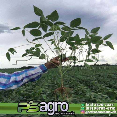 Imagem 1 de 4 de Fazenda À Venda, 20570000 M² Por R$ 4.000.000,00 - Centro - Cocalinho/mt - Fa0121