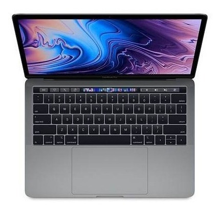 Macbook Pro 13 Touch Bar I7 2.7ghz 16gb 512g Ssd 2018