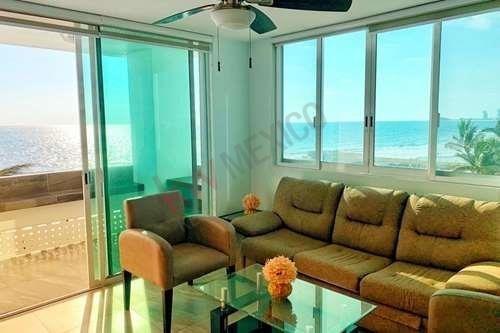 Condominio En Venta Mazatlan Sinaloa Con Vista Al Mar